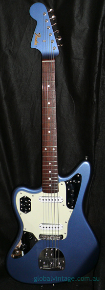 "~SOLD~Fender Japan M.I.J. ""U"" series `66 Jaguar R.I. LEFT HANDED"
