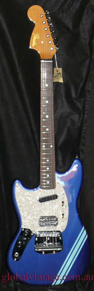 ~SOLD~Fender Japan M.I.J. JD series Kurt Cobain Mustang LET HAND