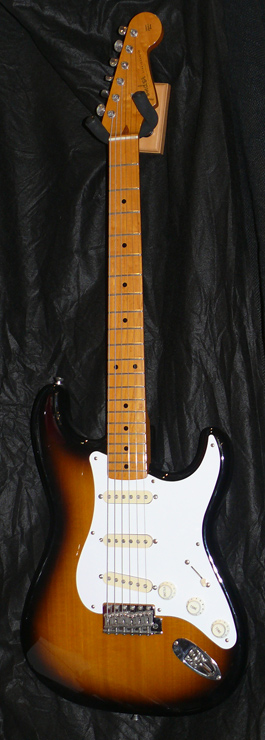 Fender Japan M.I.J. U series `57 Stratocaster Reissue
