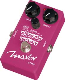 Maxon Japan AD-10 600ms Analog Delay