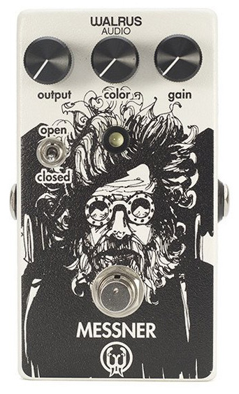 Walrus Audio Messner Low Gain Overdrive