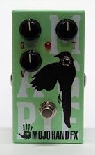 Mojo Hand Magpie Transparent Overdrive