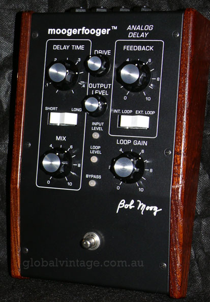~SOLD~Moog MoogerFooger Analog Delay