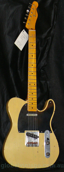 Nash Guitars U.S.A. T-52 `52 Telecaster type