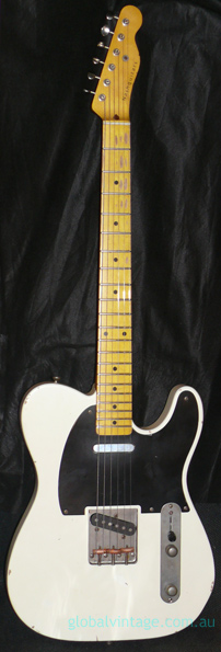 ~SOLD~Nash Guitars USA `16 T52 Telecaster type