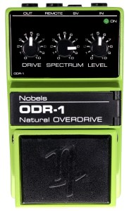 Nobels ODR Natural Overdrive-Green
