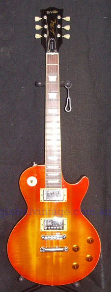 "~SOLD~Orville JAPAN `89 ""K"" series Les Paul Standard"