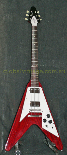 ~SOLD & soon to be rockin' again~Orville by Gibson `95 `74 Flyin