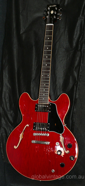 Orville Japan `97 DOT ES-335 reissue