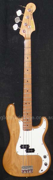 ~SOLD~Aria Japan `79 Precise Bass - Matsumoku