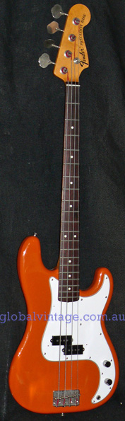 ~SOLD~Fender Japan C.I.J. `70 Reissue Precision Bass - Custom Co