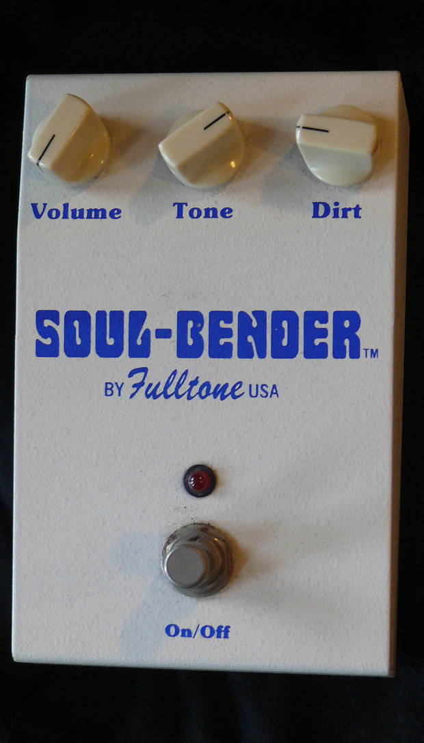 Fulltone Soul Bender - orig big box version