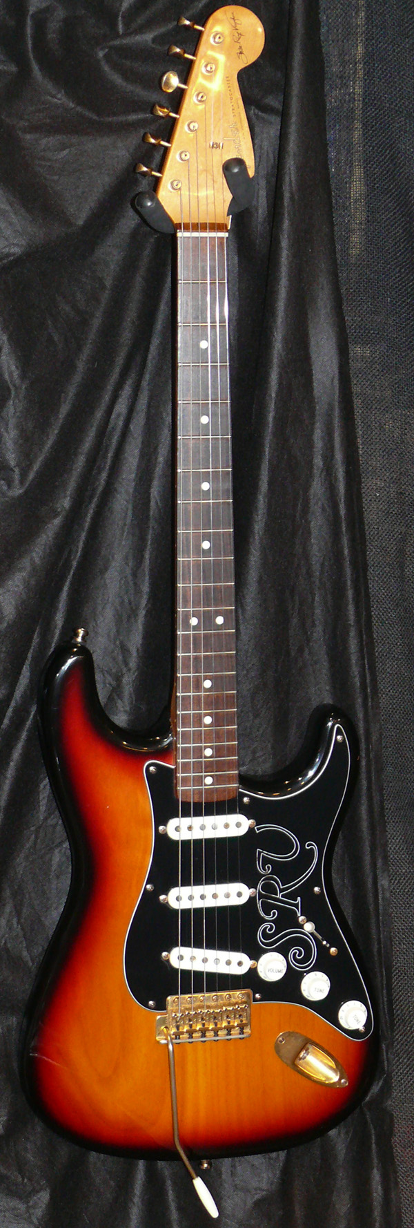Fender U.S.A. `92 Stevie Ray Vaugan Sig Stratocaster