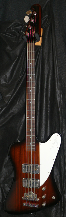 Greco Japan `90 Thunderbird bass type