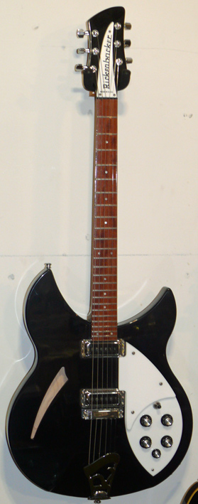 Rickenbacker U.S.A. `16 Model 330 Jetglo