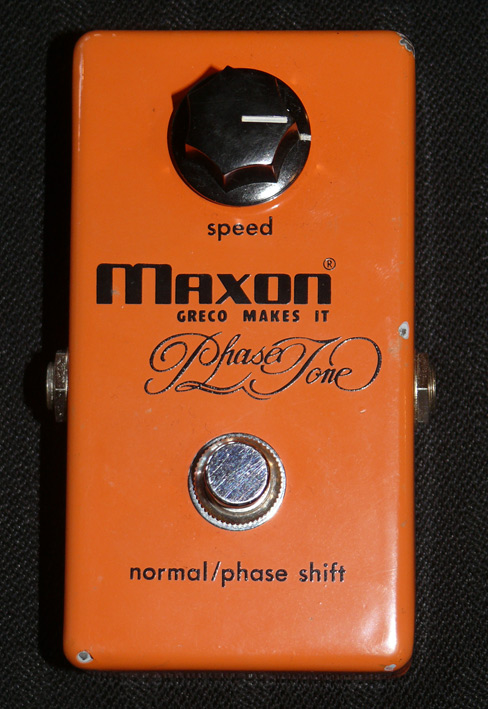 Maxon Japan PT-999 Phase Shift