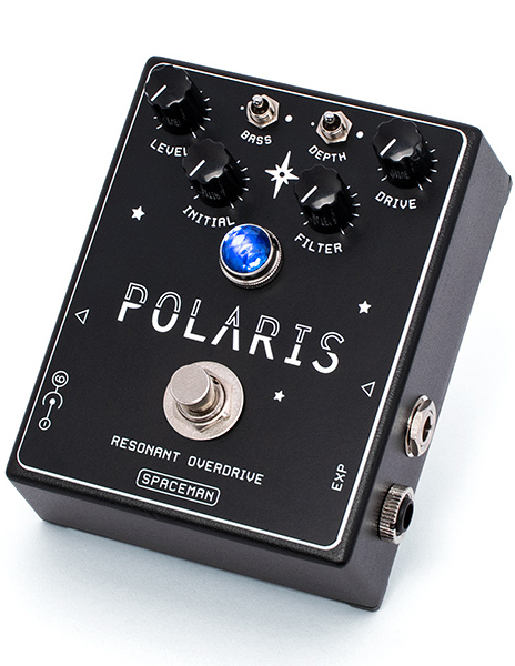 Spaceman Effects Polaris -Black