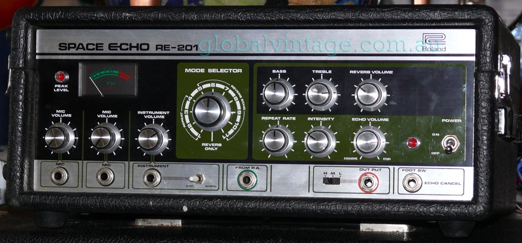 ~SOLD~Roland Japan RE-201 Space Echo