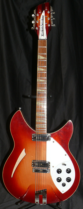 Rickenbacker U.S.A. `90 Model 360/12 V64