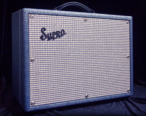 Supro U.S.A. 1622RT Tremo-Verb