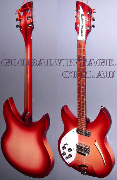 ~SOLD~Rickenbacker USA Model 330 lefty