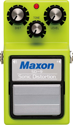 Maxon Japan SD-9 Sonic Distortion