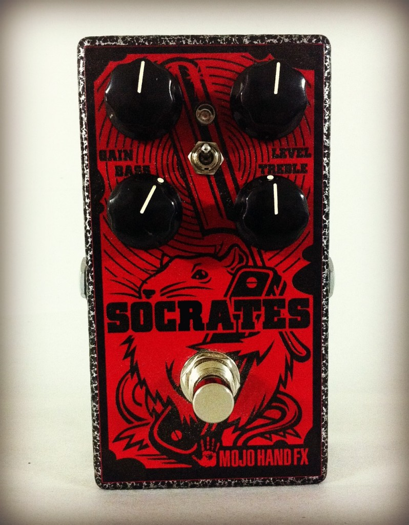 Mojo Hand Socrates Classic Distortion