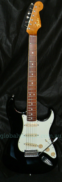 ~SOLD~Fender Japan M.I.J. `65 Bound Neck Strat Reissue