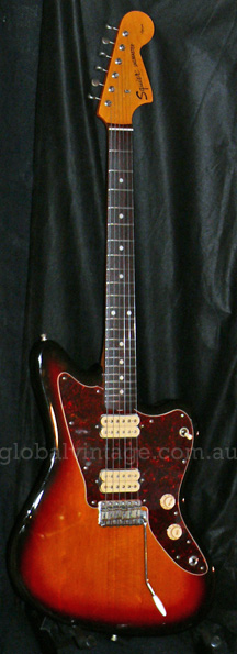~SOLD~Squier Japan Vista series `97 Jagmaster