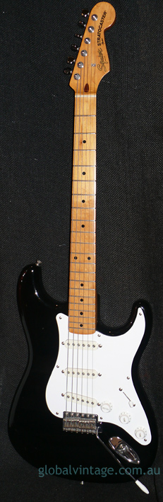 Fender Japan E series Squire Stratocaster