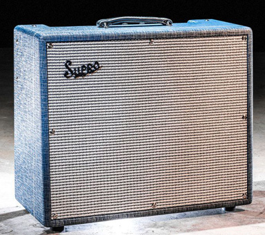 "~HOLD~Supro U.S.A. S6420 Thunderbolt 1 x 15"" Combo Amp"