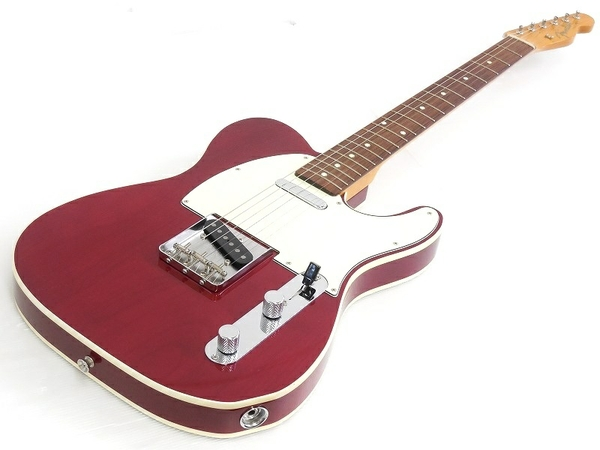 "Fender Japan M.I.J. ""U"" series `62 Telecaster Custom RI TL62B"