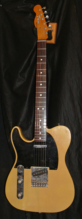 ~SOLD~Tokai Japan `84 Breezysound Left Handed TL type
