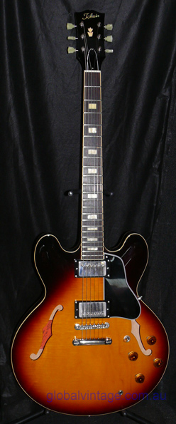 ~SOLD~Tokai Japan `08 Model ES150 TB