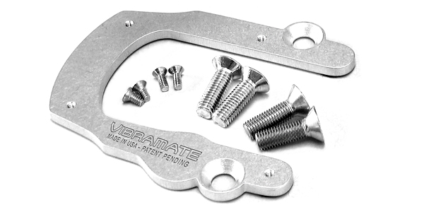 Vibramate V5 adapter plate for Bigsby B5