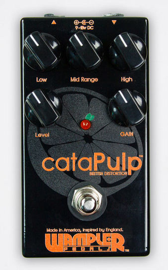 Wampler U.S.A. cataPulp Distortion