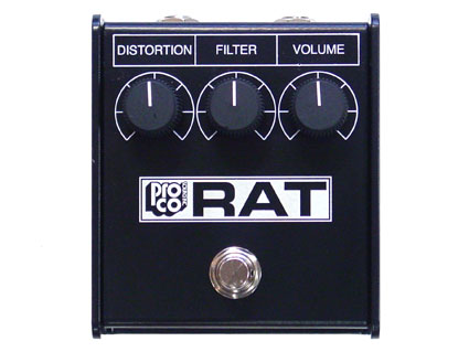 Pro Co USA `85 White Face Rat Limited Edition Reissue