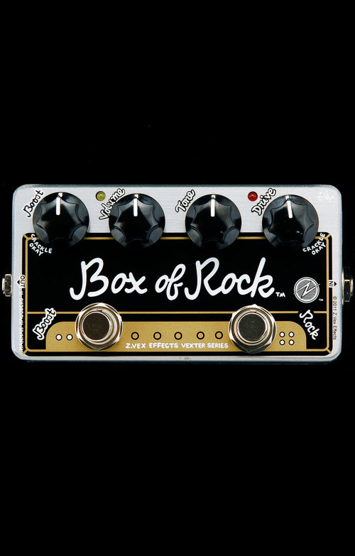 ZVex Vexter Series Box of Rock