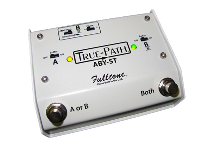 Fulltone Custom Shop True Path ABY-Soft Touch