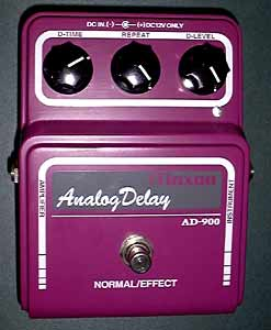 ~SOLD~Maxon AD 900 analogue delay