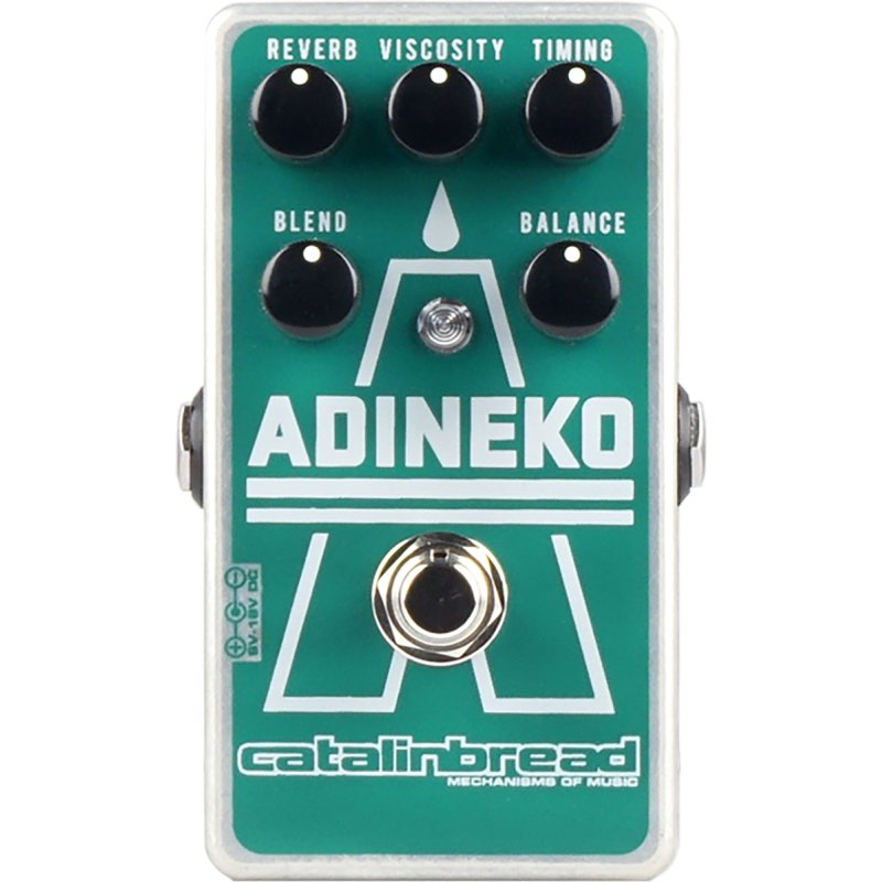 Catalinbread Adineko Oil Can voiced Delay
