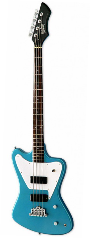 Eastwood Stormbird Bass with Eastwood Hardcase