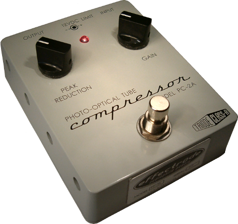 Effectrode PC-2A Tube Compressor