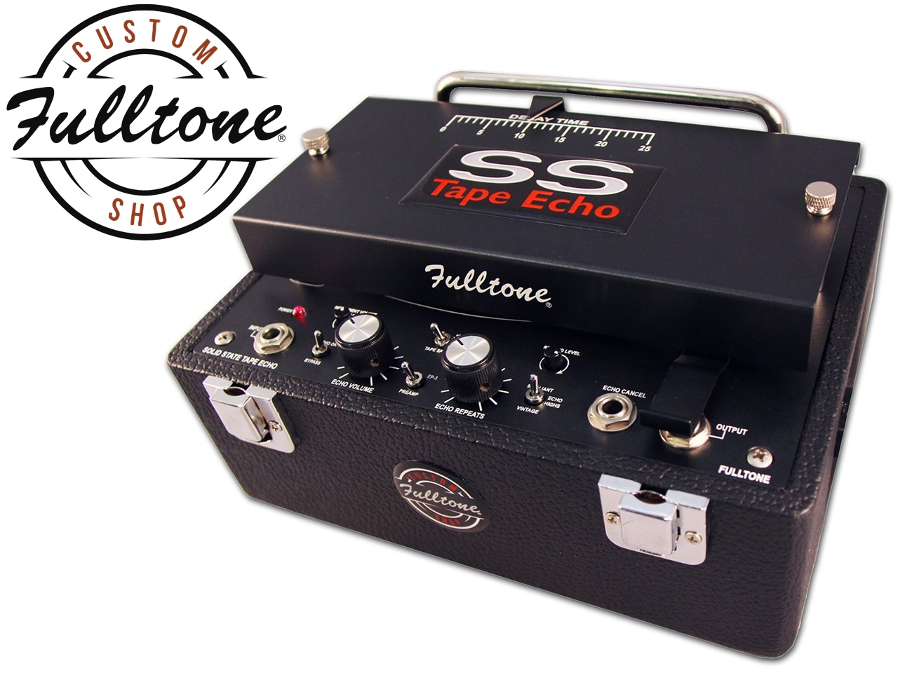 Fulltone Custom Shop Solid State Tape Echo