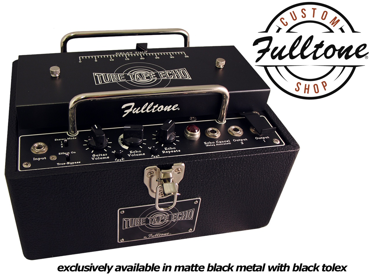 Fulltone U.S.A. Tube Tape Echo