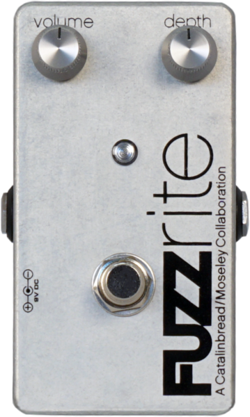 Catalinbread Fuzzrite Silicon Fuzz