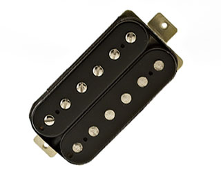 Lollar Raw Power bridge position humbucker