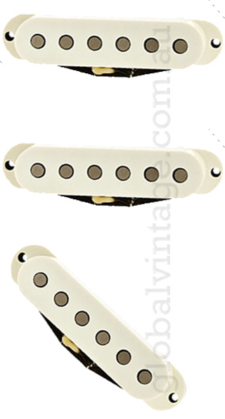 Lollar U.S.A. Dirty Blond Stratocaster replacement pickup set