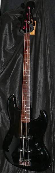 "Fender Japan M.I.J. ""T"" series Jazz Bass Special"