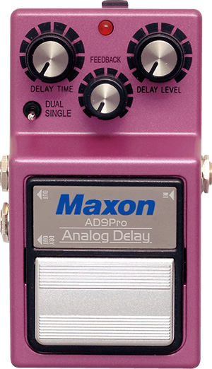Maxon Japan AD-9Pro Analog Delay